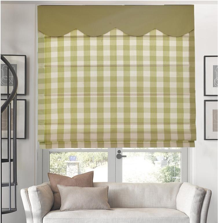 Rèm roman là sự lựa chọn hàng đầu trong thiết kế nội thất hiện đại